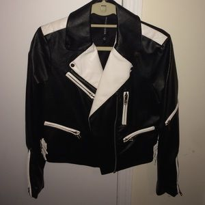 W118 by Walter Baker - Motorcycle Leather Jacket