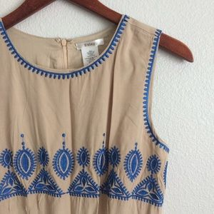 🆕NWT Embroidered Dress