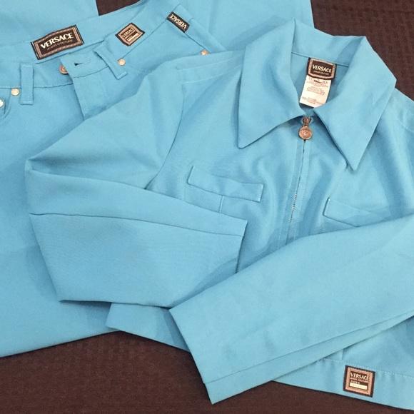 297f13511fee Versace jeans couture set size small pants- 27. M 556e8c194e8d17703501a507