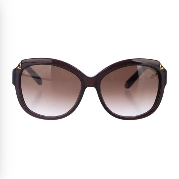 6011dd8060 Louis Vuitton Accessories - Louis Vuitton Hortensia Cat Eye Sparkle  Sunglasses