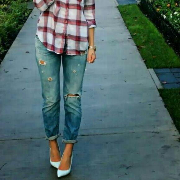 cac961269 RL Denim   Supply boyfriend jeans