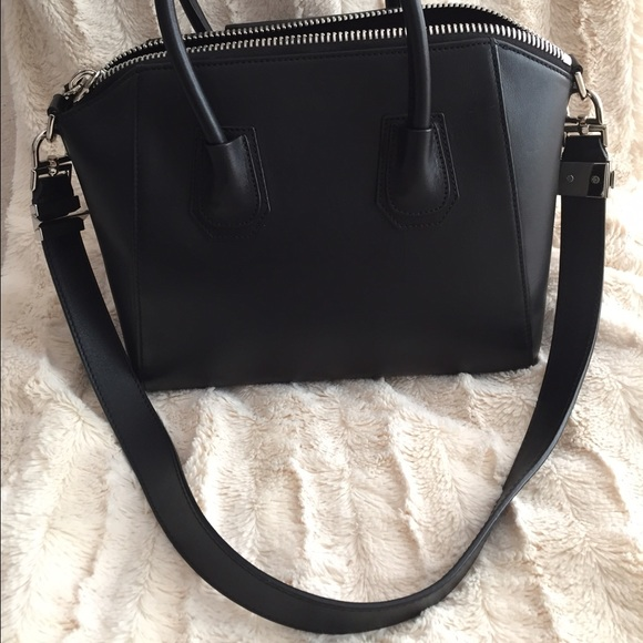 ysl wallet price - Black Givenchy Antigona LOOKALIKE handbag OS from Tayyaba\u0026#39;s closet ...