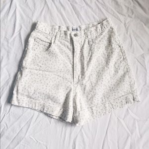 Vintage Sostanza High Waisted Shorts