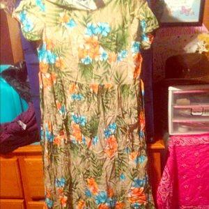 Summer dress:)