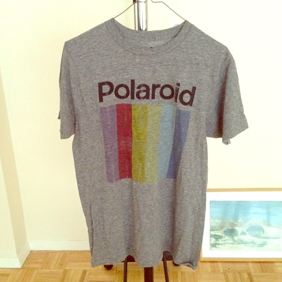 Vintage Polaroid T-shirt in Men s S c19b92e61