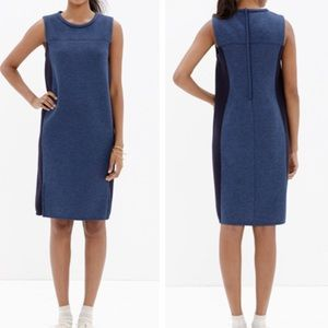 Madewell Sleeveless Side Panel Dress