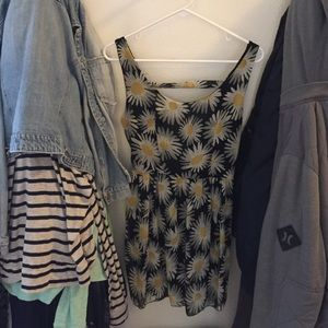 Brandy Melville Flower Dress