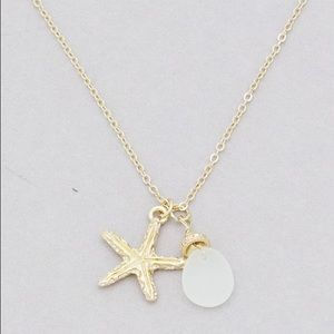 Hannah Beury Jewelry - 🍉 Starfish Necklace