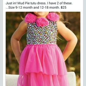 Mud Pie Other - Mud Pie tutu dress