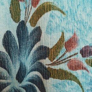 067162f385f Pineapple Moon Dresses - PINEAPPLE MOON HAWAIIAN GAUZE BEACH DRESS