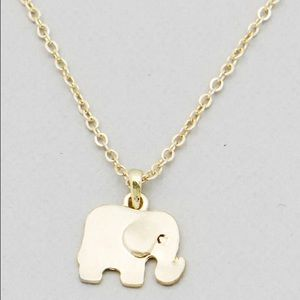 Hannah Beury Jewelry - 🍉 Elephant Necklace