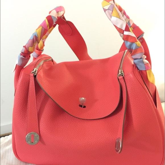 hermes bags brand new lindy bag poshmark
