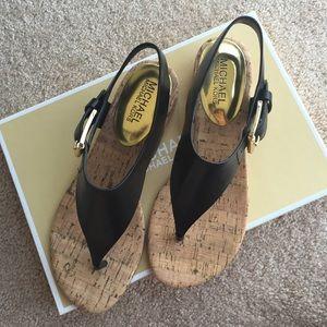 1139525e1ea9 MICHAEL Michael Kors Shoes - SOLD - Michael Michael Kors London Thong  Sandals