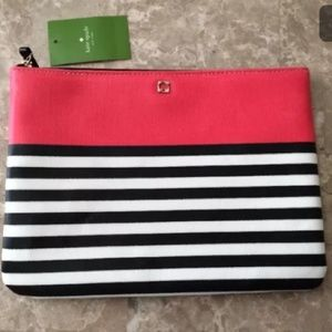 Kate Spade Gia pouch/clutch