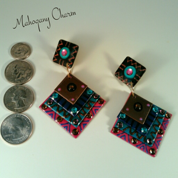 mam earrings 33 mam designs jewelry mam square stacks from tina 4837