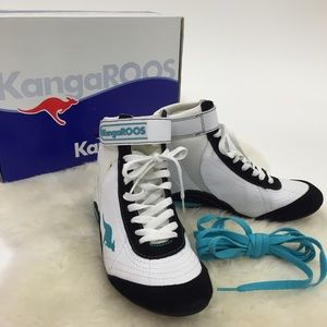 KangaROOS Shoes - KangaROOS boxing style sneakers