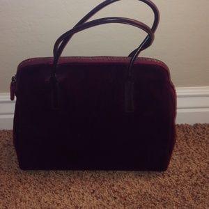 80% off Prada Handbags - Prada velvet bag from Tatiana\u0026#39;s closet on ...