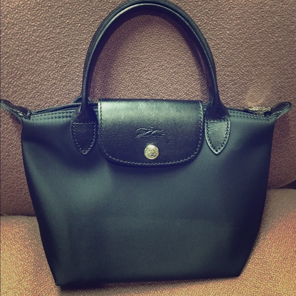 Longchamp Handbags - Longchamp Planetes Small Short Handle 0bc0705fa15