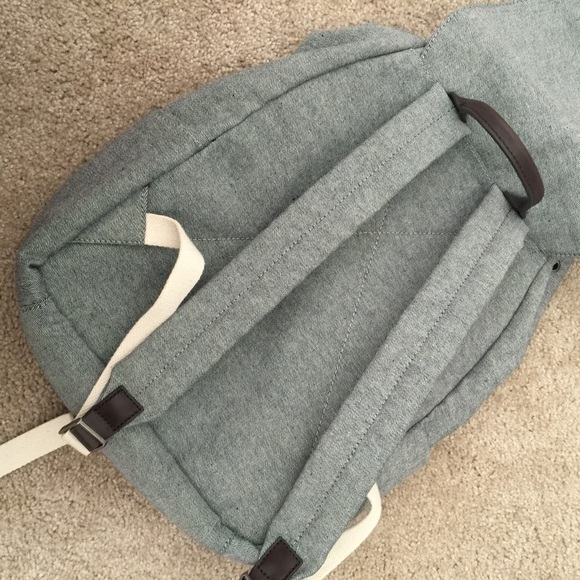 Everlane Bags - Everlane reverse denim backpack -Sold out!