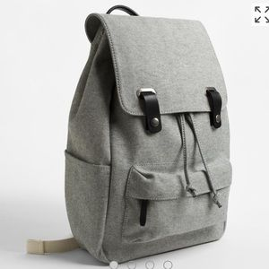 Everlane reverse denim backpack -Sold out!