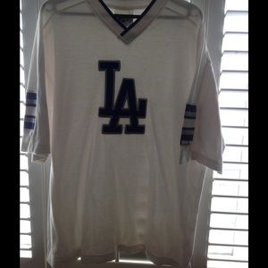 🌺SOLD🌺Large Mens L.A Dodgers shirt