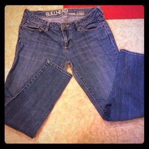 Bullhead solana extreme skinny jeans