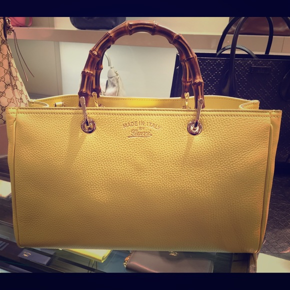AUTHENTIC GUCCI BAMBOO FOREVER BAG 95c5df1947848