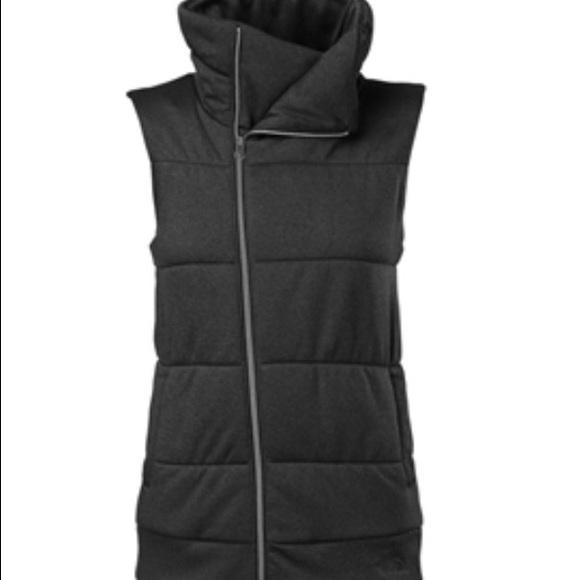the north face jackets coats tnf insulated darella vest nwot rh poshmark com