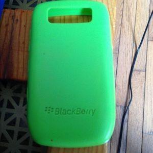 Blackberry 8900 phone case