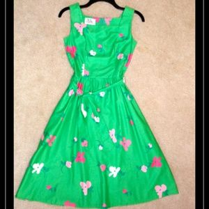 Vintage 1950's sundress
