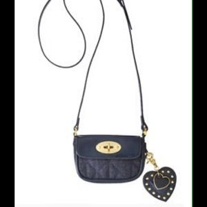 Mulberry for Target Handbags - Mulberry for Target mini denim quilted purse