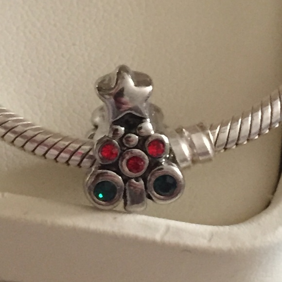67 Off Jewelry Christmas Tree Charm From Terri 39 S Closet