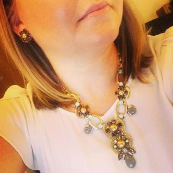 39% off Stella & Dot Jewelry - New Stella & Dot Melanie chandelier ...