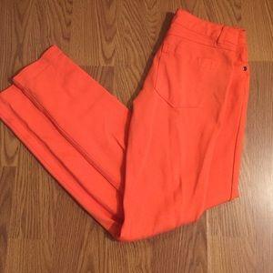 Orange Pants !