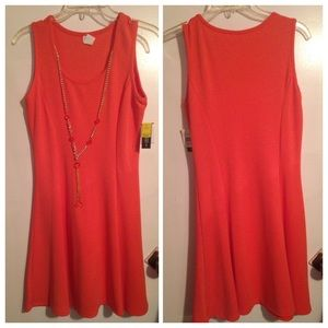 Dresses & Skirts - Orange summer dress