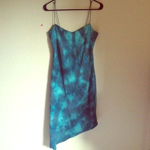 Byer Too! California Dresses & Skirts - Teal Dress