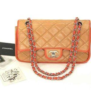 Chanel classic flap lambskin