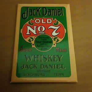 Jack daniels magnet for sale