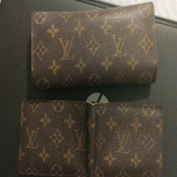 6fe2fb0bb64 LV mens multiple monogram wallet