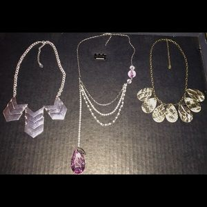 Accessories - Statement piece bundle!