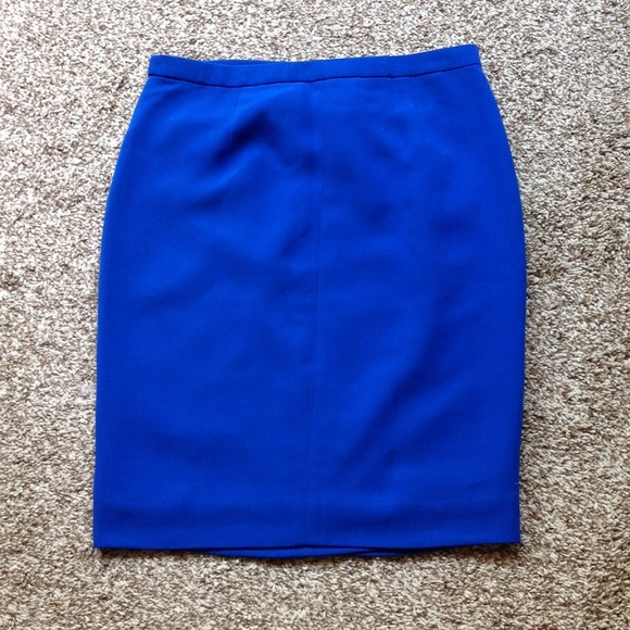 47 j crew dresses skirts sold factory cobalt