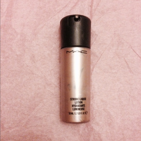 6% off MAC Cosmetics Other - LE gold elixir MAC strobe liquid from ...