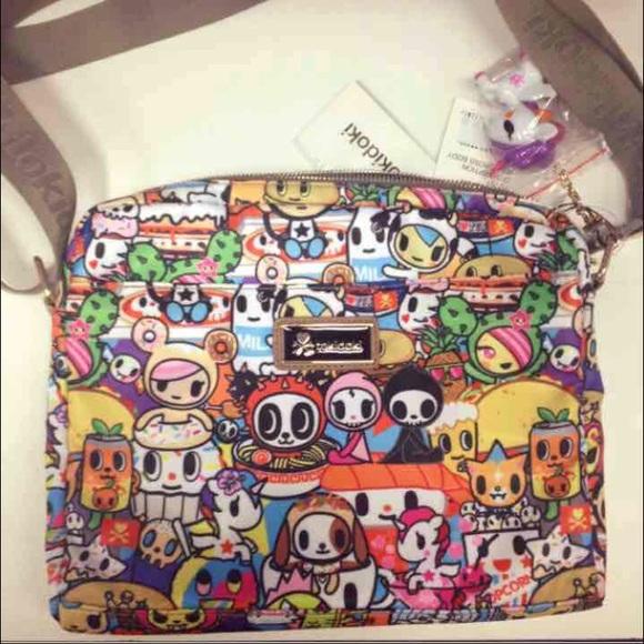 62893351b6df tokidoki buffet crossbody bag