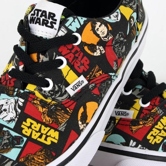 2e23dcc640 vans star wars toddler shoes sale   OFF75% Discounts