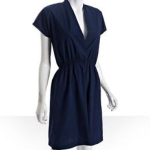 American apparel navy classic girl dress size XL
