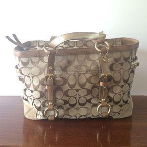 Like new Coach purse!