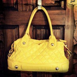 d599b41027a ALDO Bags - ALDO Lemon Yellow Handbag