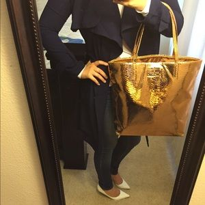 listing! Nwt rose gold kate spade tote