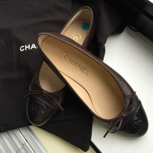 Shoes - Chanel flats