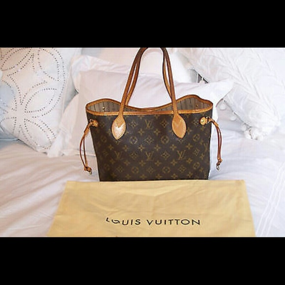 9c6b77bad4e7 ... louis vuitton neverfull mm monogram ...